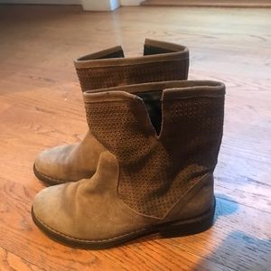 Fiorentini and Baker size 37 boots (fit like 8)